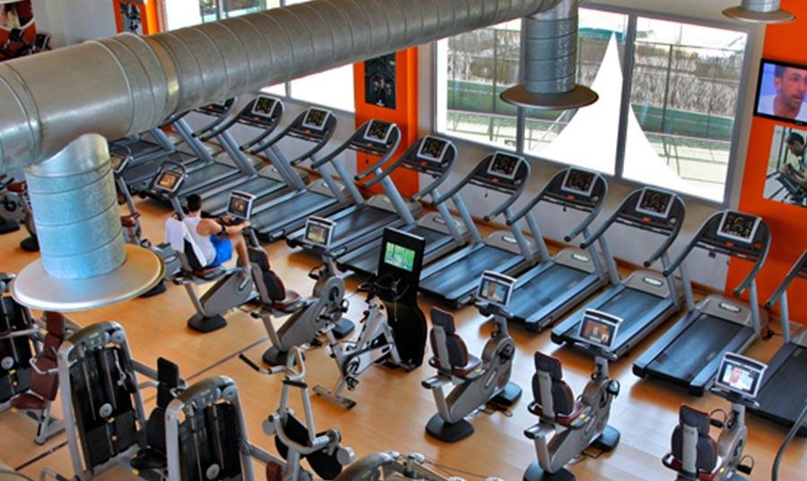 Sala Madrid Wellsport 1