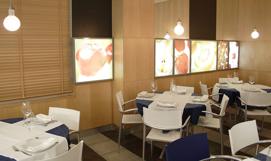 Restaurante Wellsport 1