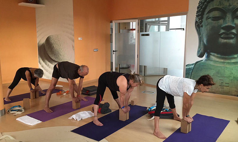 Yoga Madrid Wellsport 1