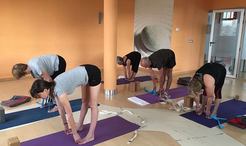 Yoga Madrid Wellsport 3
