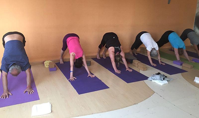 Yoga Madrid Wellsport