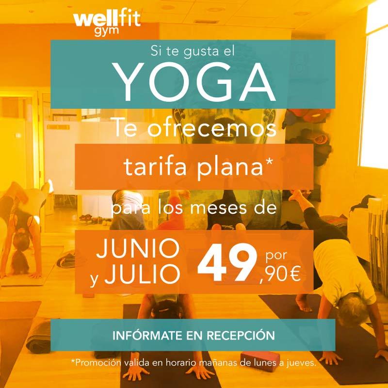 Oferta Yoga
