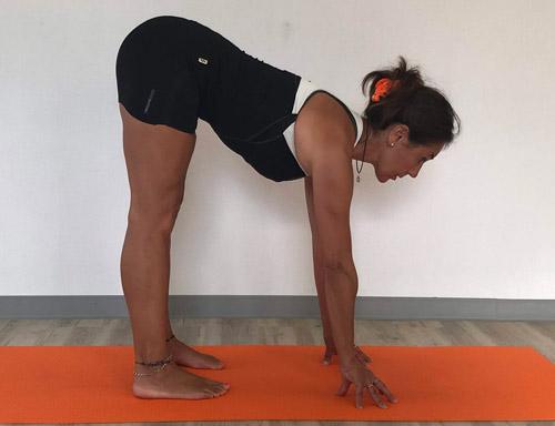 Postura Iyengar 2