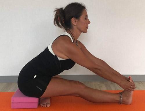 Postura Iyengar