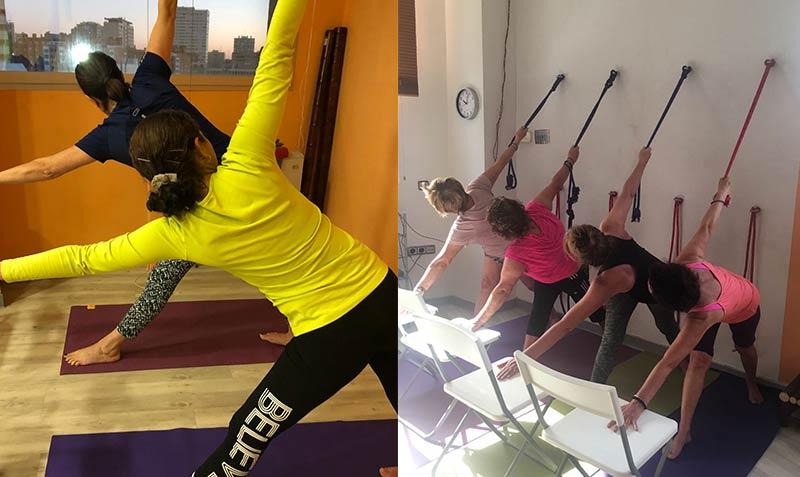 Yoga Iyengar Wellsport