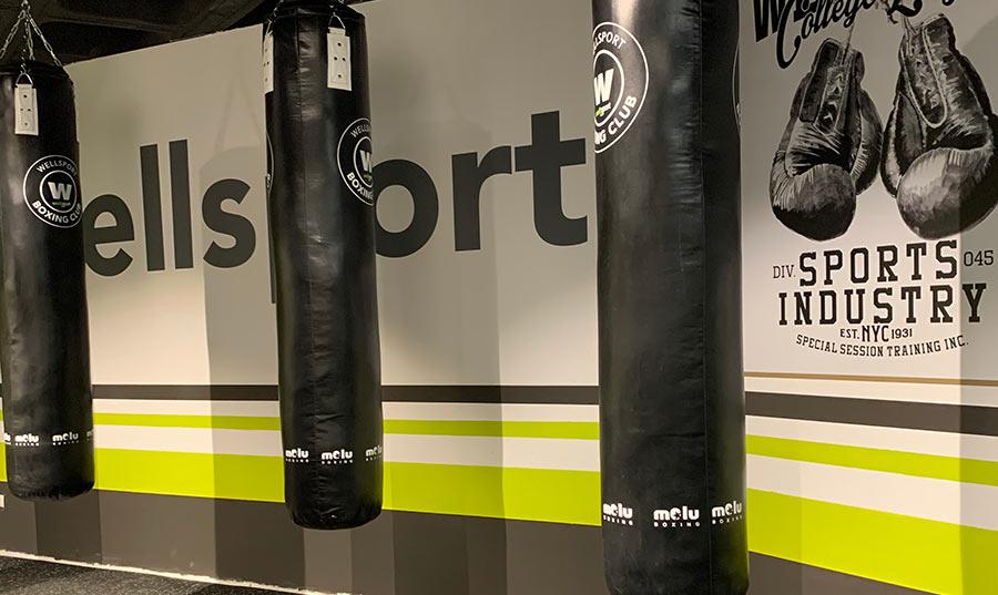 sala boxeo sin contacto